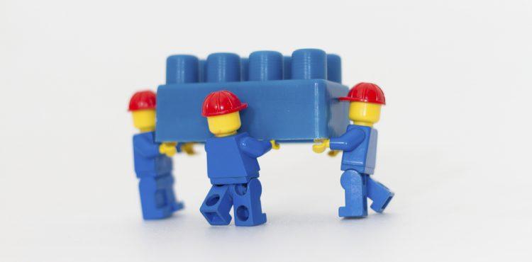 L'art de jouer pour faire émerger des solutions : Lego serious play